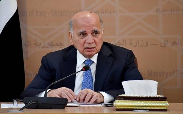 وزير الخارجية العراقي، فؤاد حسين