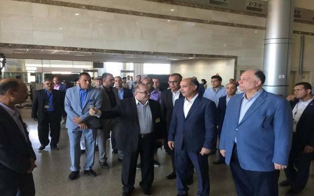 وزير مصري يتابع استعدادات مطار شرم الشيخ للمؤتمر العربي الأوروبي