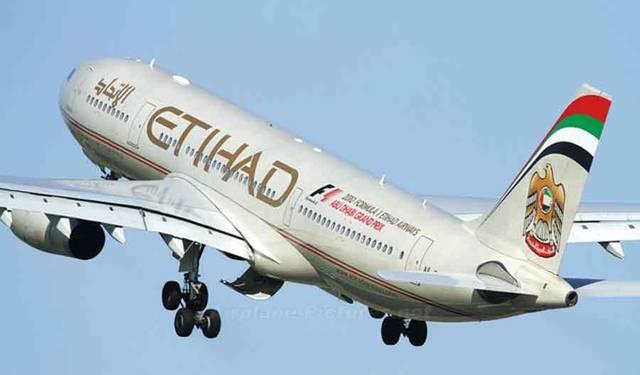"""""""الاتحاد للطيران"""" توفر رحلات من أبوظبي إلى 7 وجهات جديدة بالهند"""