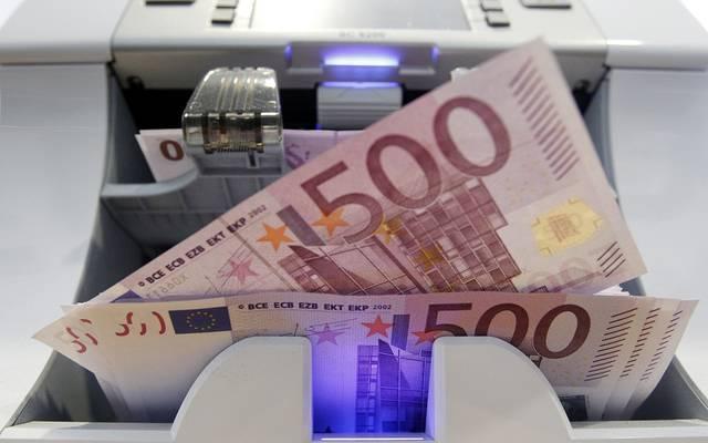 نمو المعروض النقدي لمنطقة اليورو بأكثر من التوقعات خلال أبريل