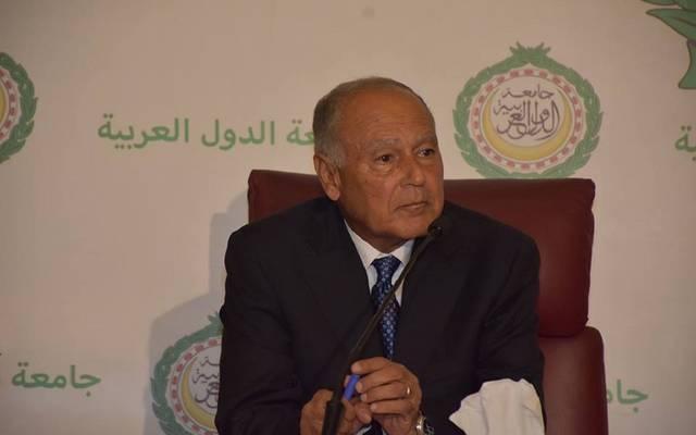 الأمين العام لجامعة الدول العربية أحمد أبو الغيط- أرشيفية