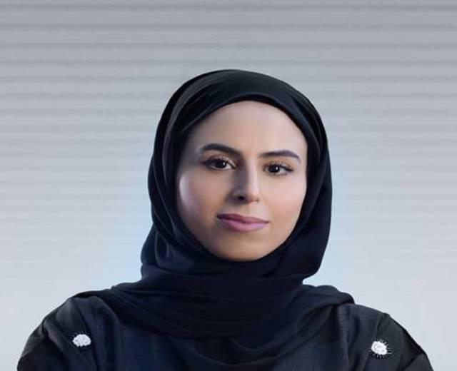 Executive vice president of Operations at DIFC, Alya Al Zarouni
