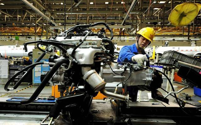 انكماش النشاط الصناعي في الصين لأدنى مستوى على الإطلاق