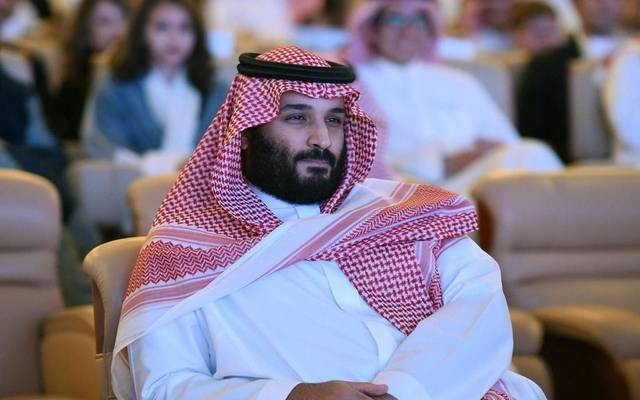 The Crown Prince of Saudi Arabia Mohammed bin Salman