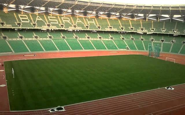 وفد سعودي يطلع على موقعين لإنشاء مدينة رياضية في بغداد