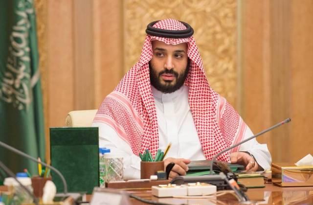 ولي العهد السعودي الأمير محمد بن سلمان بن عبدالعزيز - أرشيفية