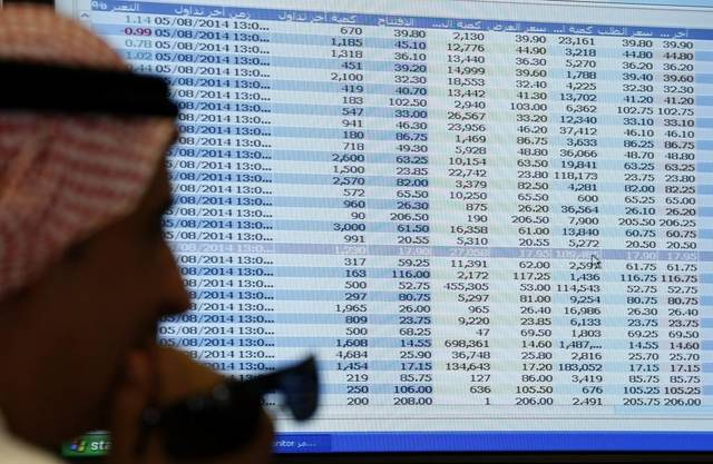 Market capital losses reached SAR 76 billion this month