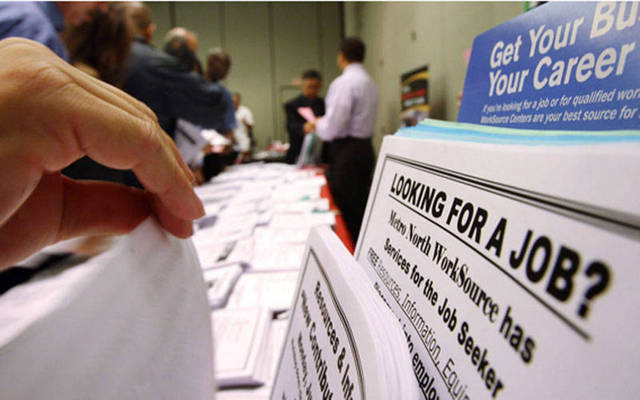 US job openings hit third biggest record in January