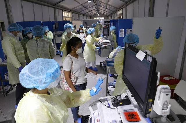 The ministry conducted 234,763 COVID-19 tests
