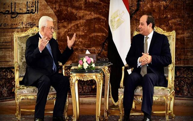 عباس كامل ينقل رسالة من الرئيس السيسي لنظيره الفلسطيني