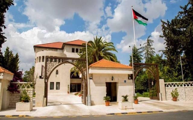 مقر مجلس الوزراء الأردني