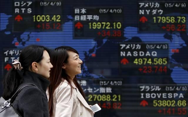 """""""نيكي"""" الياباني يرتفع بالختام ويسجل مكاسب أسبوعية تتجاوز 4%"""