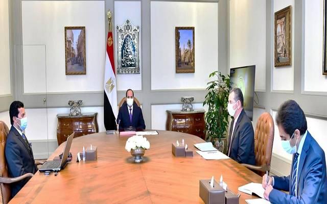 الرئيس السيسي يتابع خطط ومشروعات وزارة الشباب والرياضة على مستوى الجمهورية