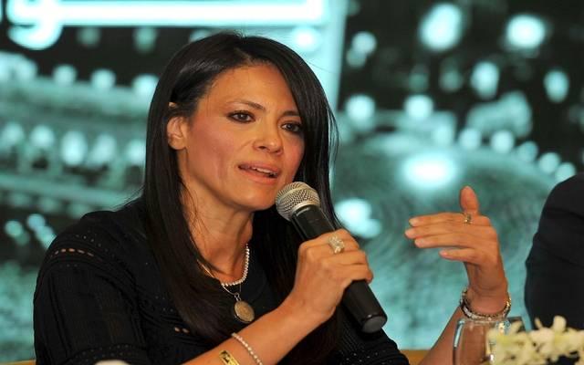 وزيرة السياحة المصرية رانيا المشاط