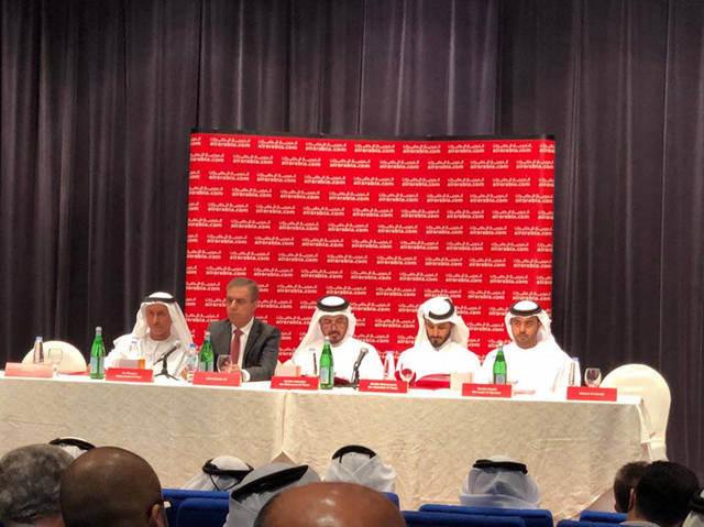 Air Arabia's shareholders OK AED 467m dividends