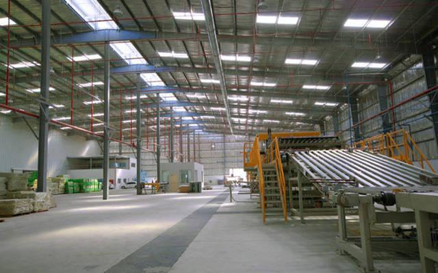 """صورة لمصنع """"الشركة"""" - أرشيفية"""