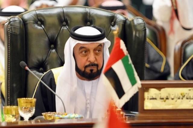 رئيس الإمارات يصدر قانوناً بشأن مكتب أبوظبي التنفيذي