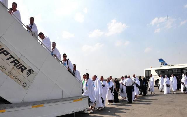 مصر للطيران تخطط لتسيير 22 رحلة يومياً لنقل المعتمرين