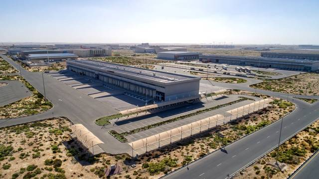 The zone is launched in January 2019 at Dubai South's Logistics District