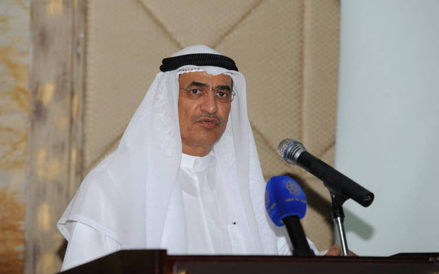 Kuwait's oil minister Bakhit Al Rashidi