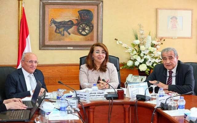 وزارية العدالة الاجتماعية في مصر تناقش شروط استحقاق الدعم