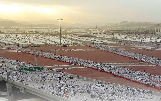 الإحصاء السعودية: 13.78 ألف برج لتغطية الاتصال عبر الجوال بالحج