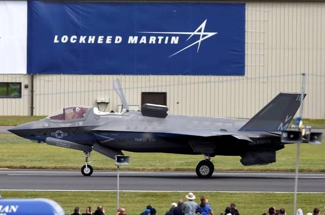 Lockheed Martin's profit climbs 9% in Q3