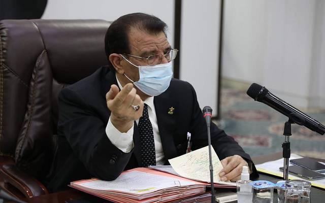 وزير الزراعة العراقي محمد الخفاجي 2021