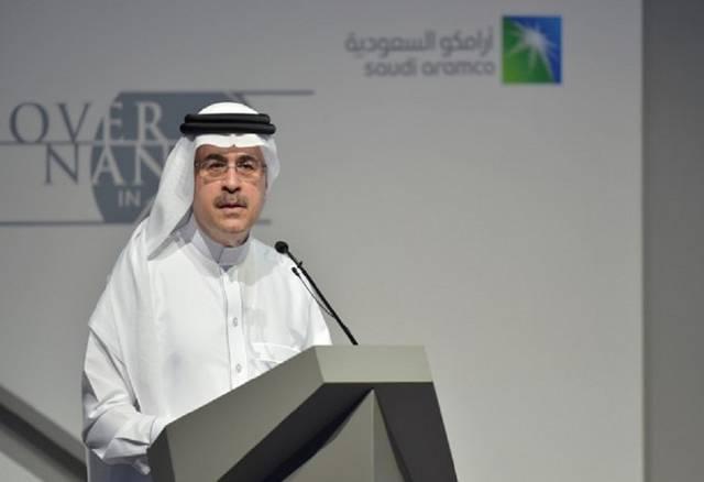 رئيس أرامكو السعودية وكبير إدارييها التنفيذيين، أمين بن حسن الناصر