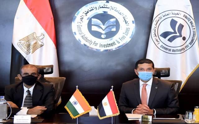 مصر والهند
