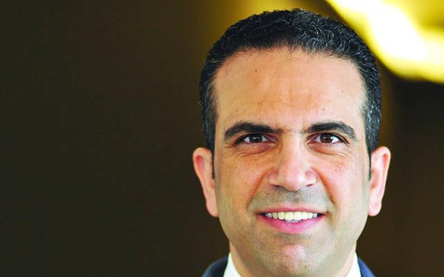 محمد المبيضين رئيس علاقات المستثمرين لدى شركة دانة غاز