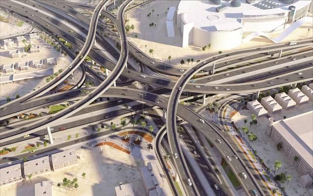 مشروعات البنية التحتية - أرشيفية