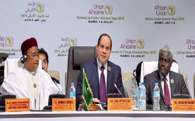 مسؤولة مصرية: القادة الأفارقة لديهم إرادة لتفعيل اتفاقية التجارة الحرة