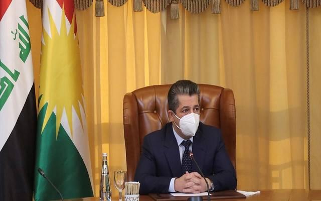 رئيس حكومة إقليم كوردستان، مسرور بارزاني، يلتقي وفد الإقليم التفاوضي مع الحكومة الاتحادية العراقية