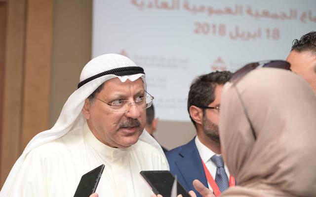 محمد جاسم محمد الوزان نائب رئيس مجلس إدارة الشركة