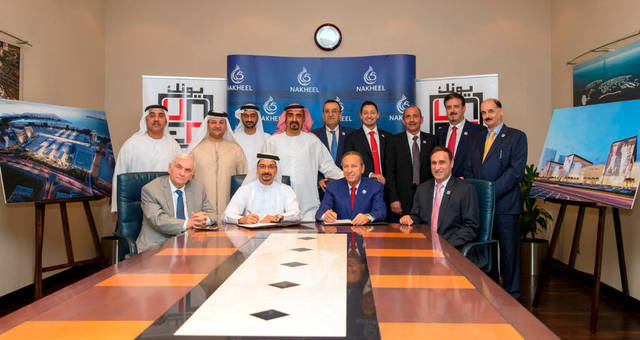 UNEC will build the mall under an AED 4.2 billion contract