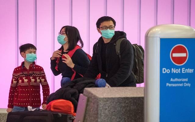 """صورة عن مخاوف انتشار فيروس """"كورونا"""" عالمياً"""