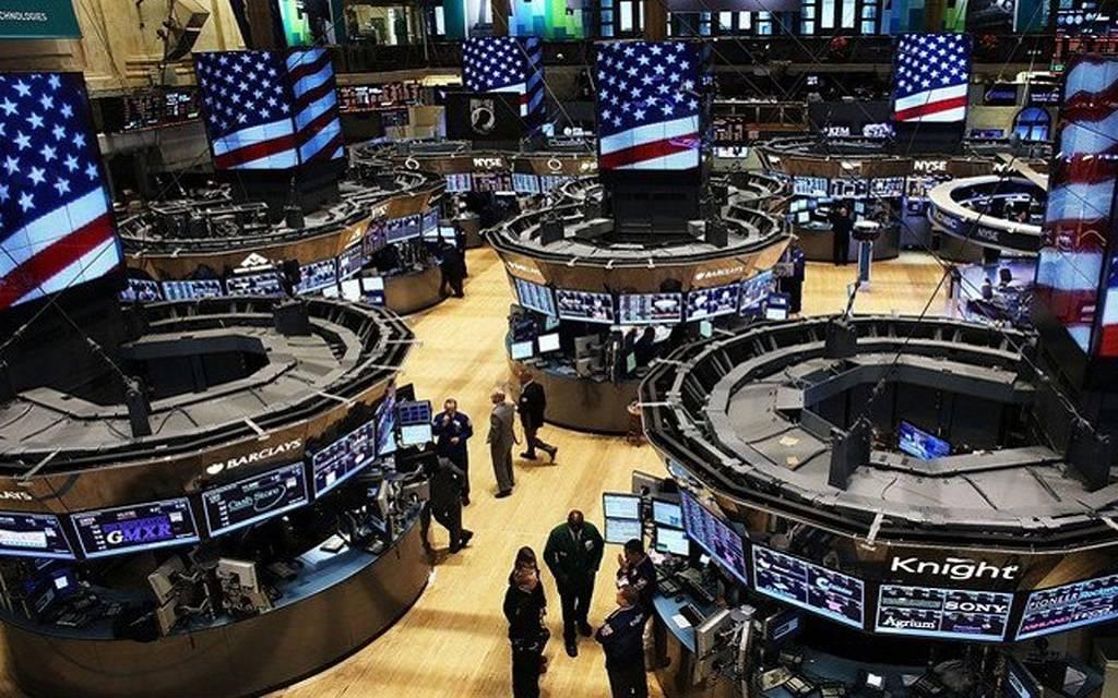 """محدث.. """"ستاندرد.آند.بورز"""" يسجل أكبر مكاسب أسبوعية منذ1974 بارتفاع 12%"""