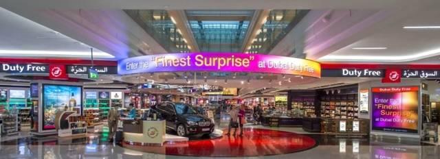 Dubai Duty Free posts $523.5m sales in Q1