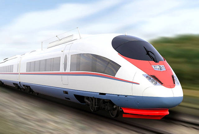 Egypt will pump the $1.2 billion financing into the 67.8 kilometre-long high-speed train project
