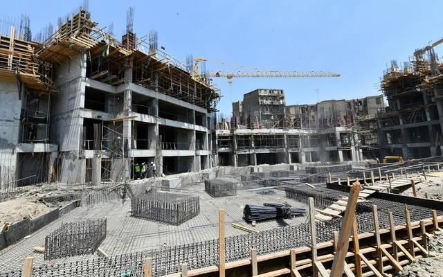 أعمال التطوير في مثلث ماسبيرو بالعاصمة المصرية، القاهرة
