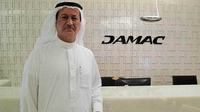 رئيس مجلس إدارة داماك العقارية حسين السجواني