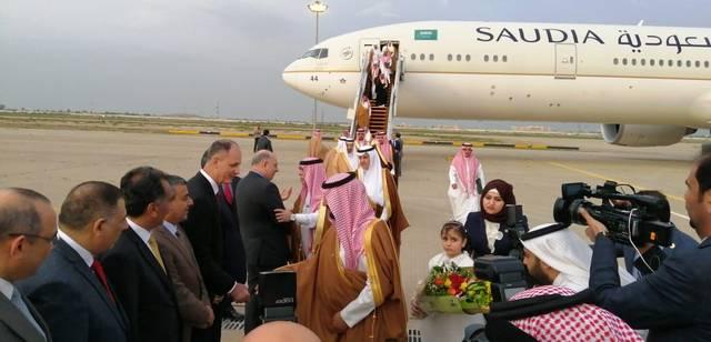 القصبي: فتح القنصلية السعودية ببغداد لمنح التأشيرات للعراقيين غداً