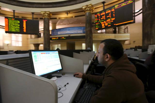 مشتريات أجنبية وعربية تصعد ببورصة مصر بالقرب من 14400نقطة بالختام