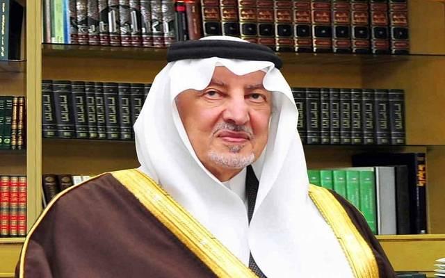 الأمير خالد الفيصل أمير مكة المكرمة