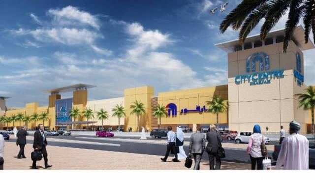 The new Carrefour Hypermarket is situated on 15,380 square metres of Yas Mall's total area