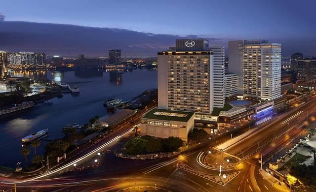 فندق شيراتون القاهرة