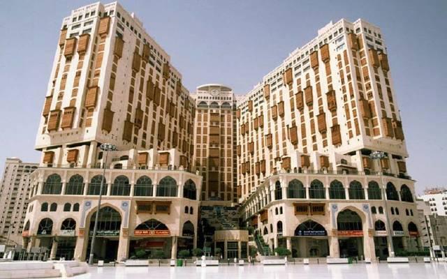 مبنى تابع لشركة مكة للإنشاء والتعمير