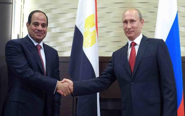 وزير روسي:توقيع اتفاق إنشاء منطقة صناعية بقناة السويس سبتمبر القادم