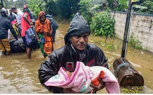 الصين: خسائر الإعصار المباشرة تقدر حتى الآن بنحو 1.1 مليار يوان